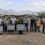 Brinda UAdeC Apoyo a Comunidades Rurales Productoras de Cera de Candelilla con Paquetes Tecnológicos