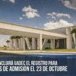 En la UAdeC el 23 de Octubre Cierra Registro de Fichas para el Semestre enero-junio 2021