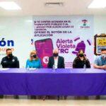 Municipio de Torreón mejora la seguridad y lanza Alerta Violeta TRC