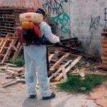Salud Municipal de Torreón mantiene acciones de fumigación